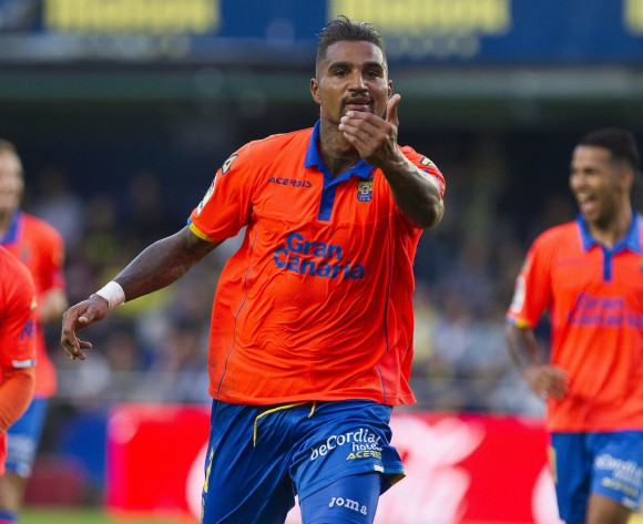Las Palmas sweating on fitness of KP Boateng