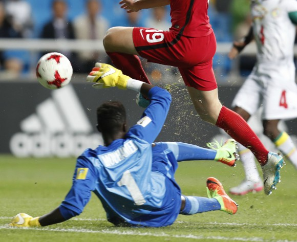Senegal's Mohamed Mbaye ready for Mexico in Last 16 of U20 World Cup