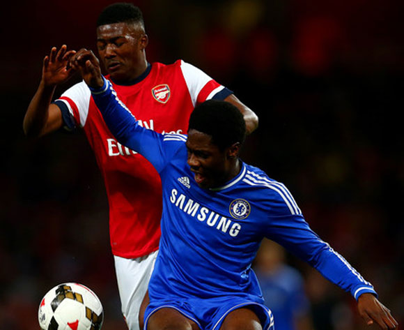 Chelsea defender Aina could face Bafana Bafana