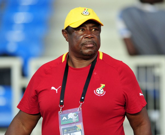 We were lucky - Ghana coach Fabin