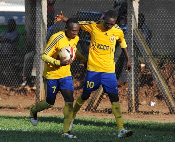 KCCA dispatch Club Africain in Confederation Cup