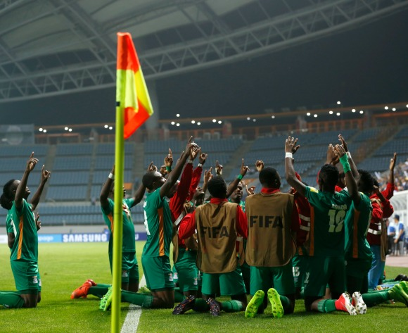 Zambia win seven-goal thriller against Germany