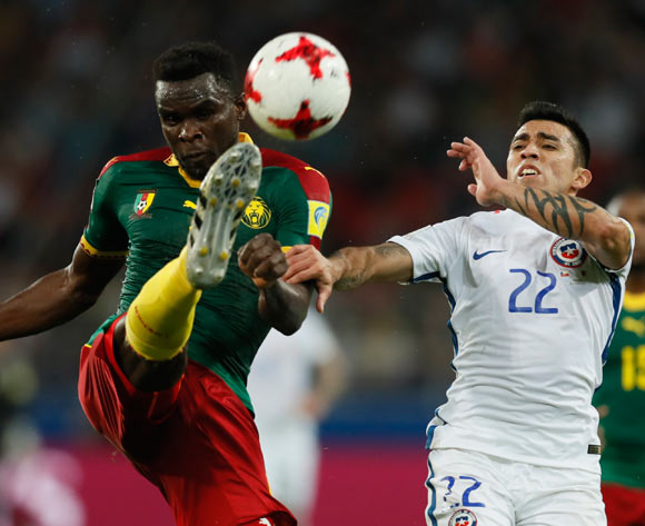 Cameroon suffer Confed Cup defeat to Chile in Moscow