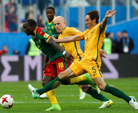 Cameroon take aim at Germany