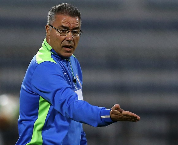 Zamalek coach Augusto Inacio wants to down Alger