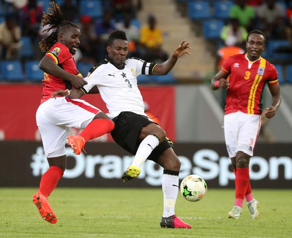 Ghana's Gyan: Defeating Ethiopia will boost our confidence