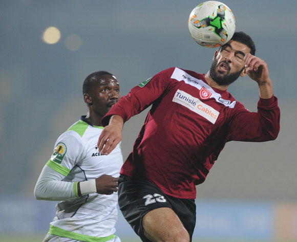 Meriah Yassine of CS Sfaxien