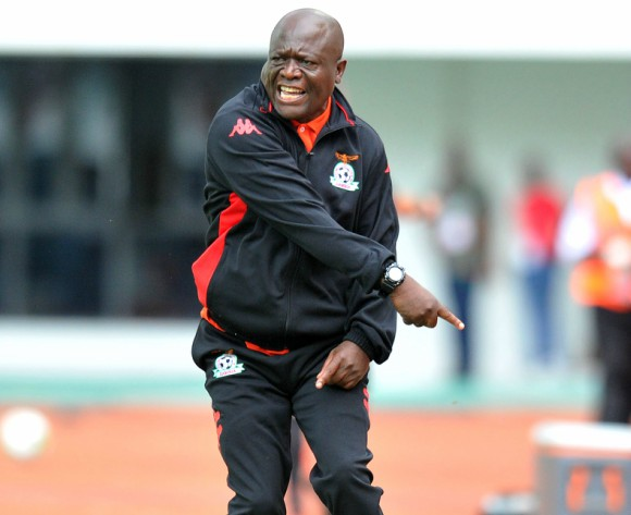 Zambia's Chambeshi urges his players to rise again