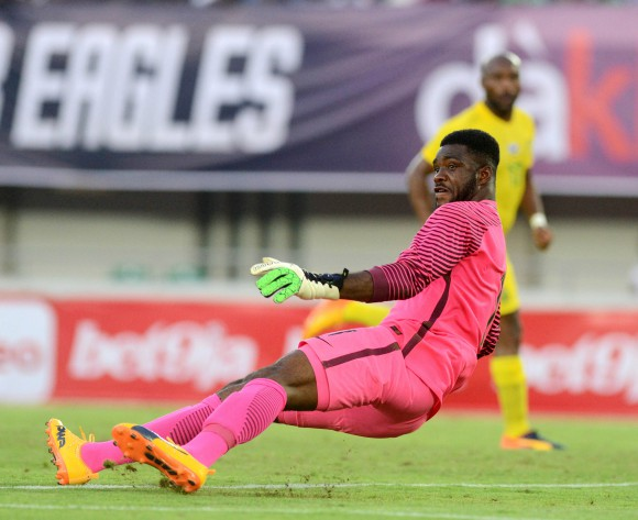 Nigeria got it wrong tactically, Akpeyi defends himself