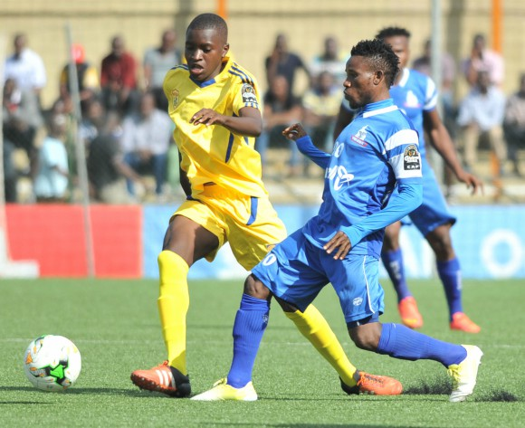 Rivers United edge out 10-man KCCA