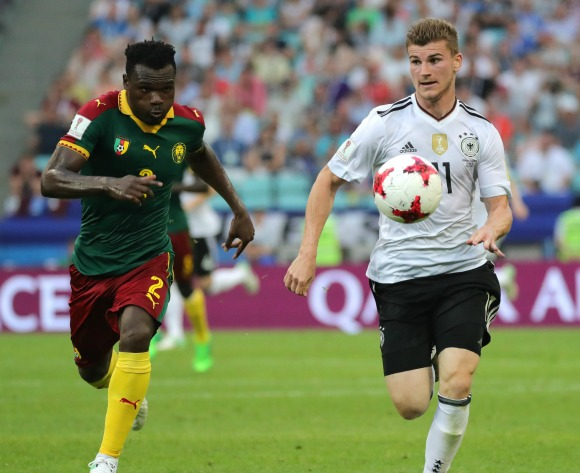 Germany send Cameroon crashing in Sochi