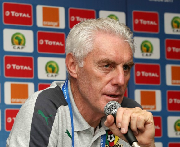 Cameroon coach Hugo Broos explains why he turned down Al Ahly offer
