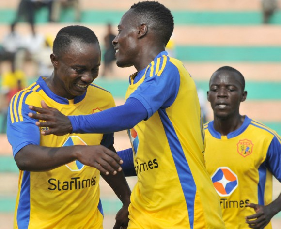 East v West clash for KCCA, Rivers United