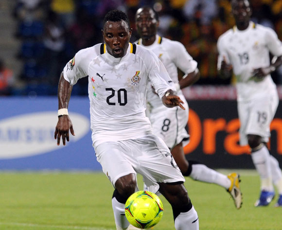 We are not giving up on 2018 dream - Kwadwo Asamoah