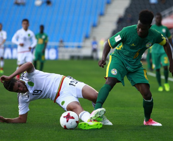 Senegal bow out of U20 World Cup
