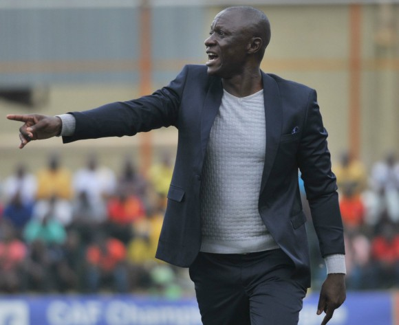 Mutebi says they can defeat Rivers United in Nigeria