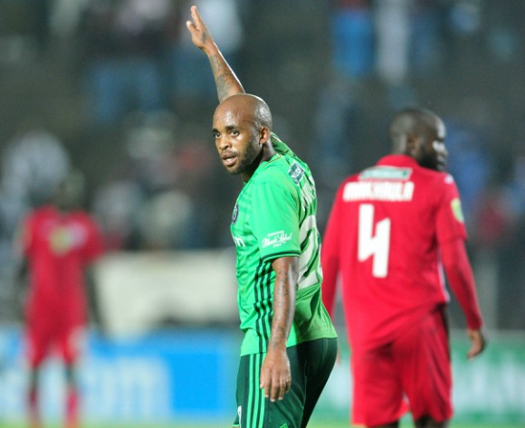 Oupa Manyisa eyeing 2018 CAF Confed Cup spot