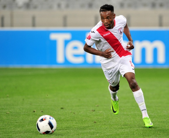 Free State Stars' David Vilakazi rubbishes sales rumour