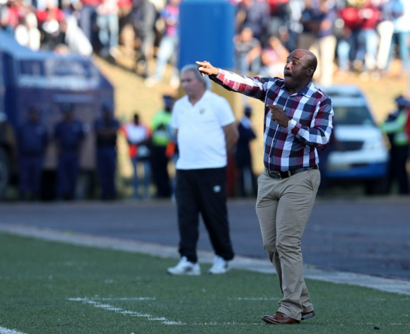 It is a cup final for Mbabane Swallows against Sfaxien