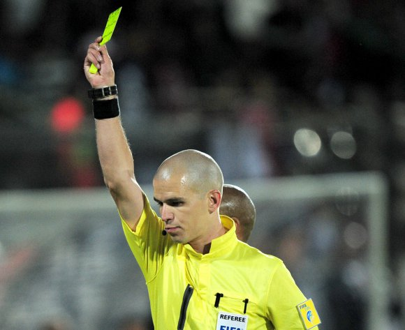 Top SA referee Gomes officiate to officiate Alger-Zamalek clash