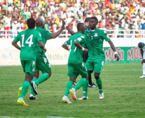 Zambia to face South Africa in Rustenburg after Afcon qualifiers