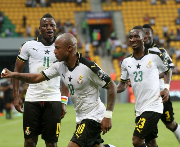 GFA in talks to have Ayew brothers and Amartey for next friendlies