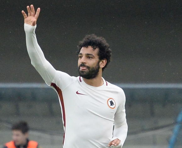 Salah's agent in England for talks with Liverpool - report