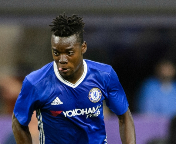 Lyon sign Bertrand Traore from Chelsea for €10-million