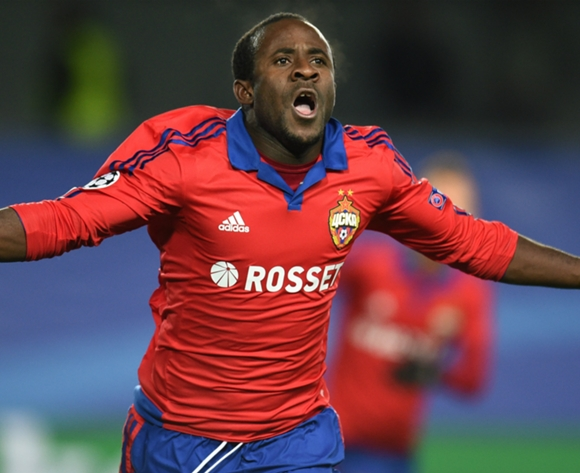 Doumbia excited after signing for Sporting CP