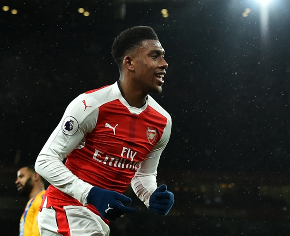 Arsenal's Alex Iwobi recognised for charitable work