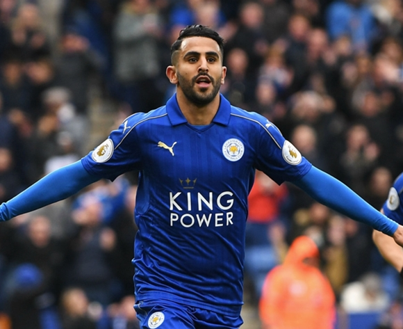 Algerian star Mahrez wanted by Roma