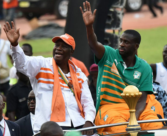 Yaya Toure says he is not loved in Ivory Coast