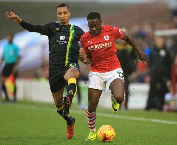 Barnsley coach unhappy with 'disrespectful' Yiadom bid