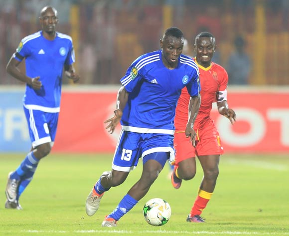 Nazar Hamid Nassir of Hilal during the 2017 CAF Champions League football match between El Merreikh and El Hilal in Sudan on 30 June 2017 ©BackpagePix