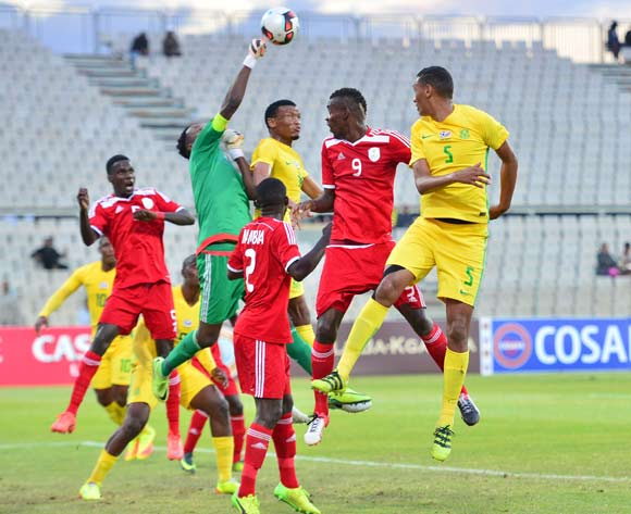 2017 COSAFA CUP PLATE FINAL: South Africa 1-0 Namibia - As it happened