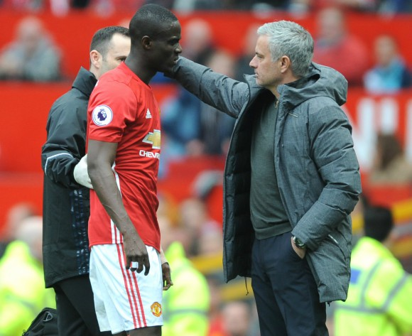 UEFA bans Eric Bailly for two more matches