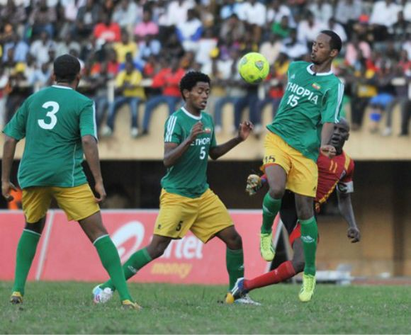 Ethiopia get a walkover against Djibouti