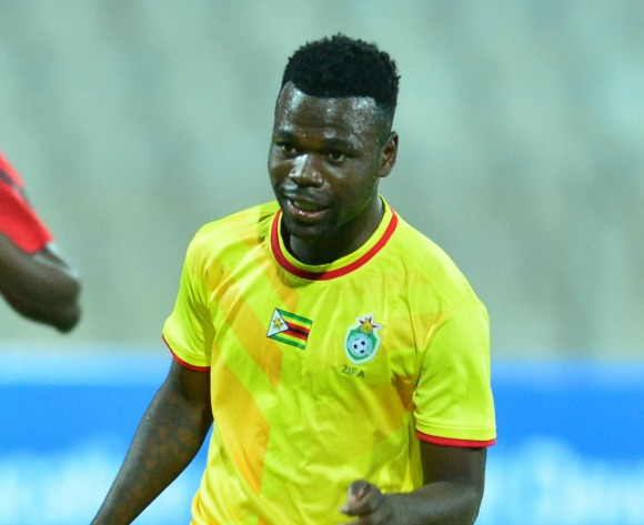 Mutizwa named 2017 COSAFA Cup Player of the Tournament