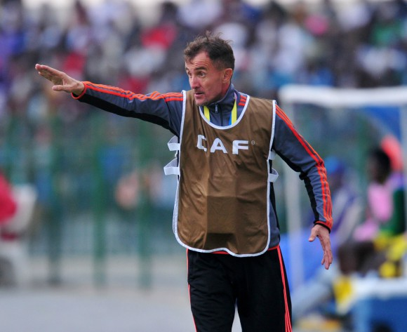 Milutin Sredojevic secretly left Uganda for SA