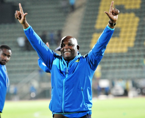 African Champions coach wants more support from the fans
