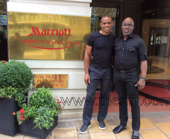 Pinnick: Morocco capable of hosting World Cup