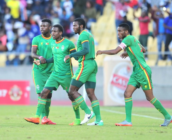 Zimbabwe out to stun Namibia in CHAN qualifier