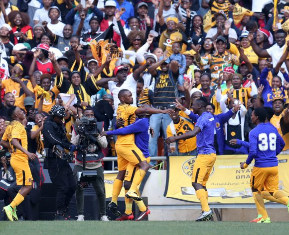Parker: Kaizer Chiefs eyeing major trophies