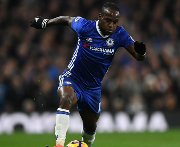 Nigeria's Moses to begin preseason with Chelsea on July 17