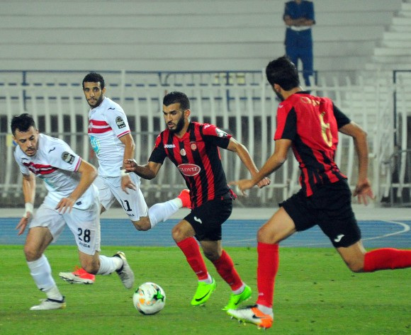 CAF CL: USM Alger 4-1 Caps United - As It Happened