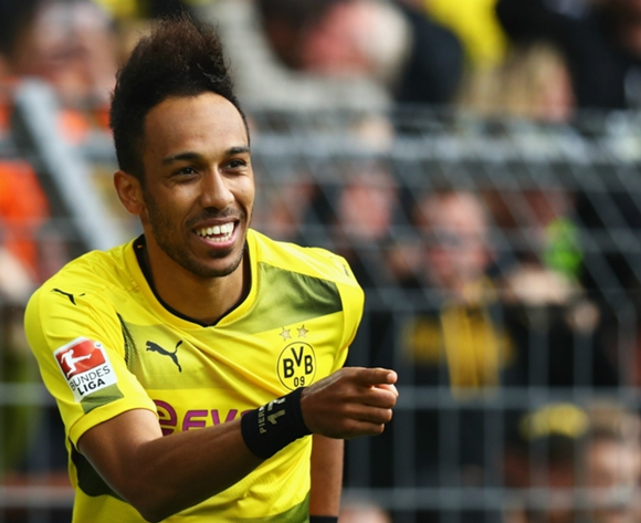 Milan's Mirabelli confirms Aubameyang interest