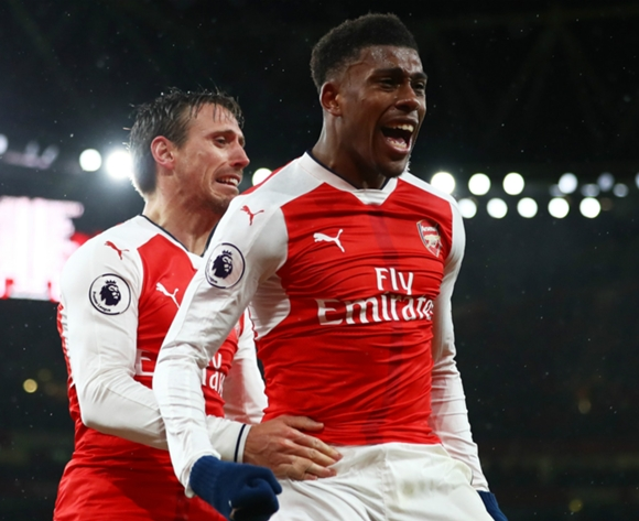 Nigeria suffer injury blow as Alex Iwobi is ruled out