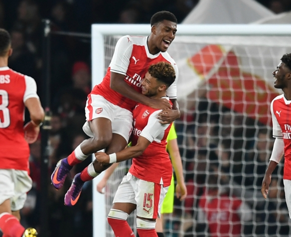 Fame hasn't changed me, says Arsenal starlet Iwobi