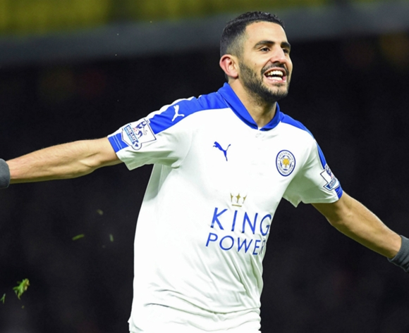We refuse to sell our best players - Shakespeare on Mahrez