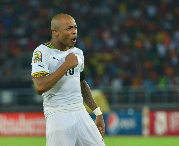 From impossible to possible - Ayew talks up Ghana's 2018 hopes